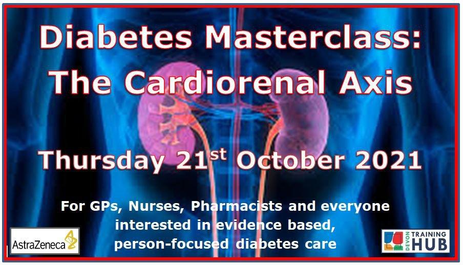 Diabetes Masterclass 21st October 2021