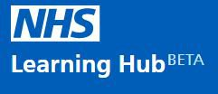NHS learninig hub
